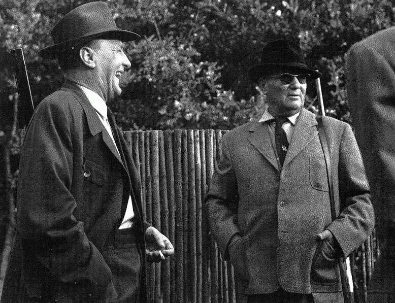 Kádár János és Josip Broz Tito
