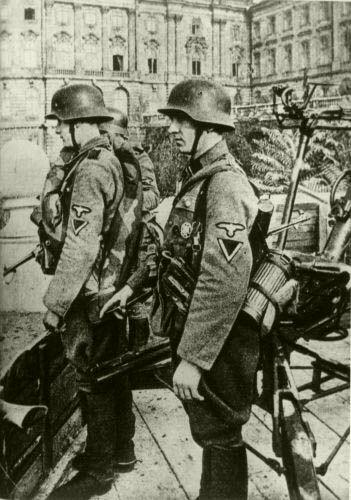 randevú brit katonák Németországban